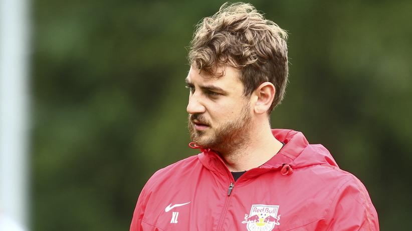 Fußballtrainer: René Marić ist seit dieser Saison Co-Trainer bei RB Salzburg.