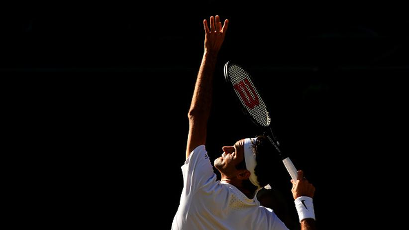 Roger Federer: Eine Legende: Roger Federer