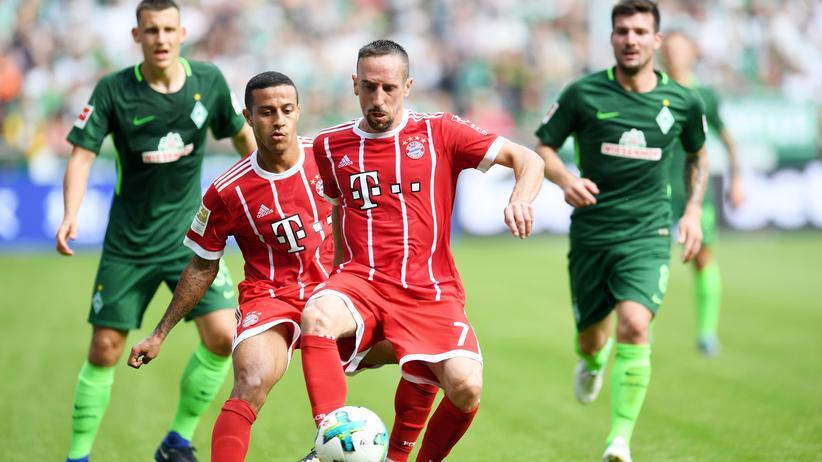 Bundesliga-Rückschau: Nur Wahlkampf ist langweiliger als Werder