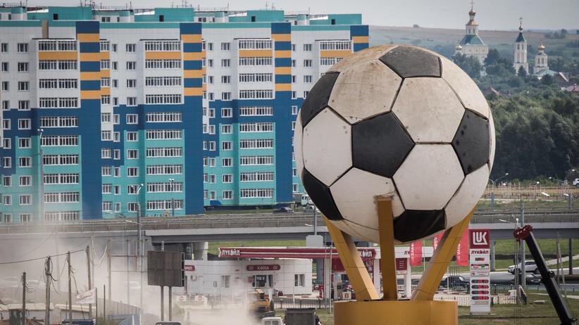 Fußball-WM 2018: Russland soll Dopingprogramm vorbereitet haben
