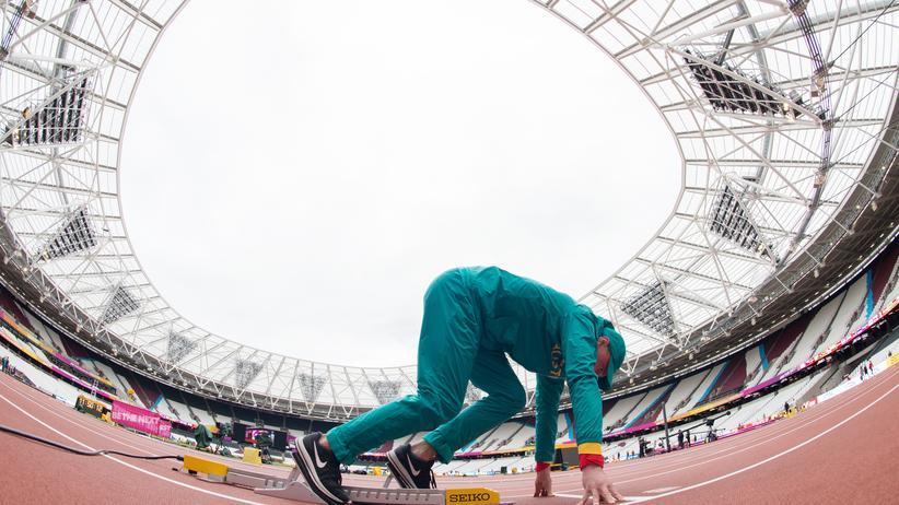 """Leichtathletik-WM: """"Es fehlt der Wille, Geld für sauberen Sport zu investieren"""""""