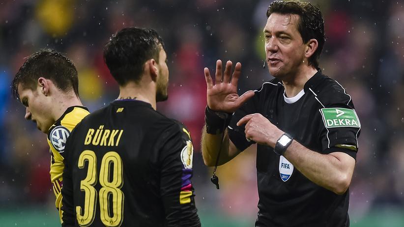 Schiedsrichter: Schadensbegrenzung beim DFB
