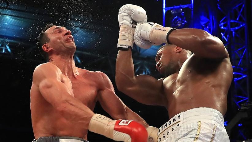 Wladimir Klitschko: Eine Niederlage war sein größter Sieg