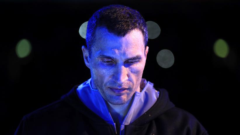 Boxen: Wladimir Klitschko beendet seine Karriere