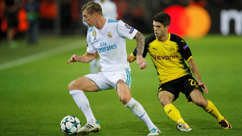 Champions League: Borussia Dortmund unterliegt Real Madrid