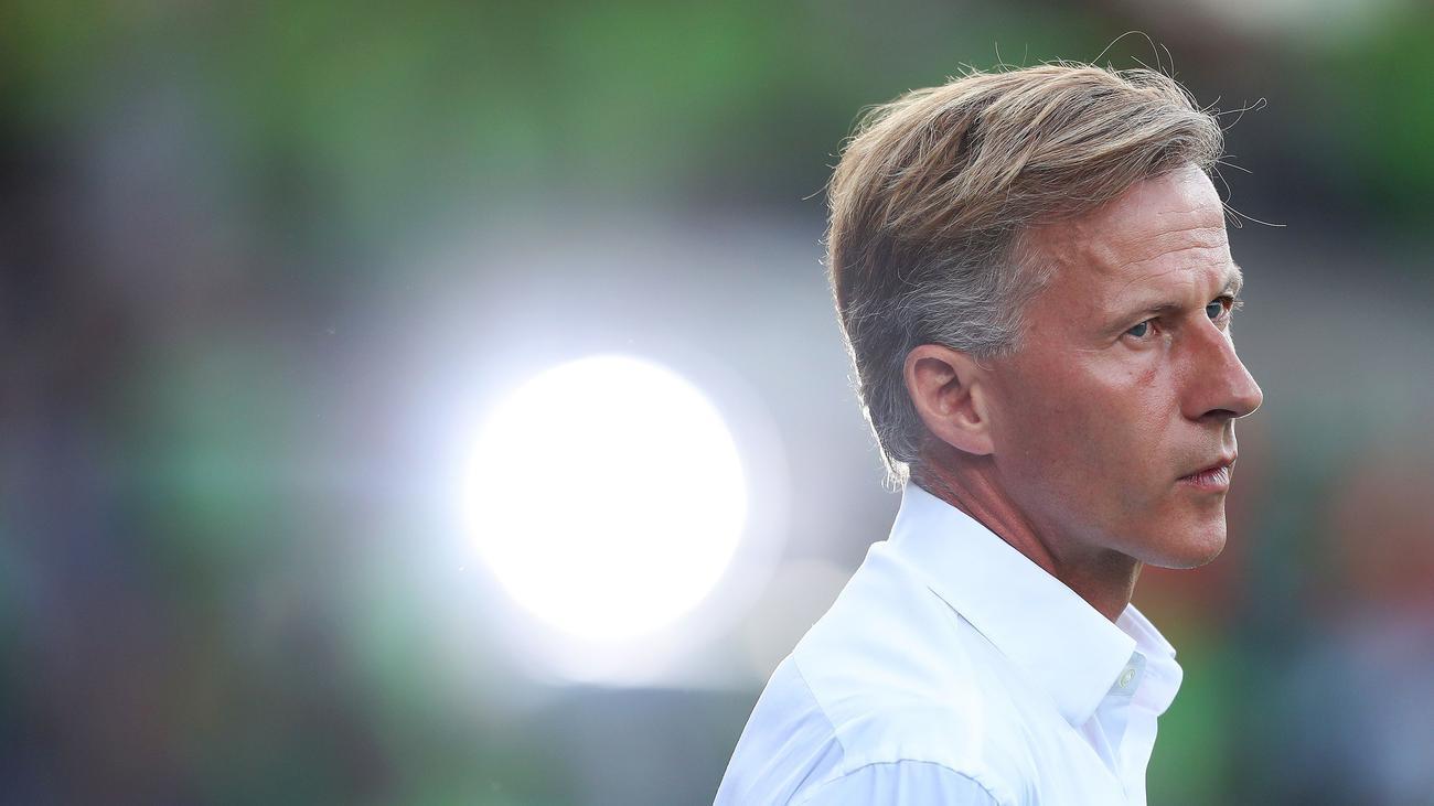 Bundesliga: Wolfsburg trennt sich von Trainer Jonker