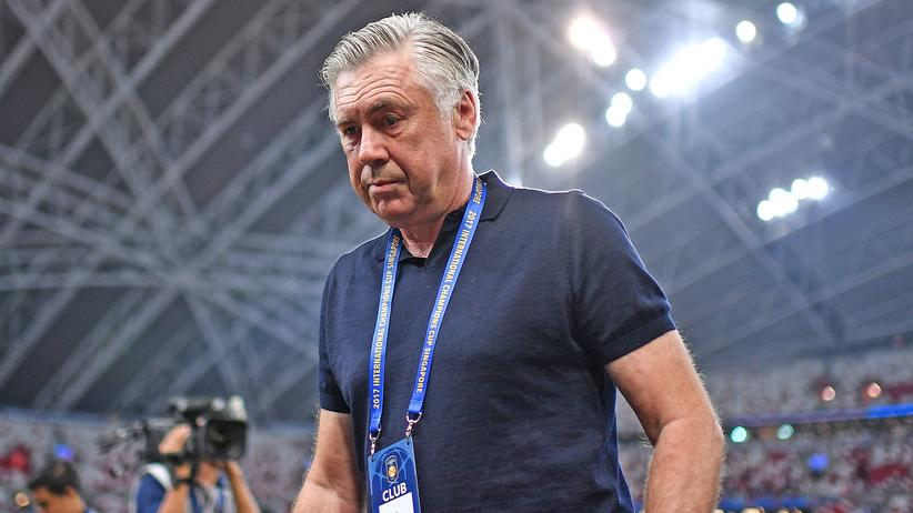 Carlo Ancelotti FC Bayern Munich