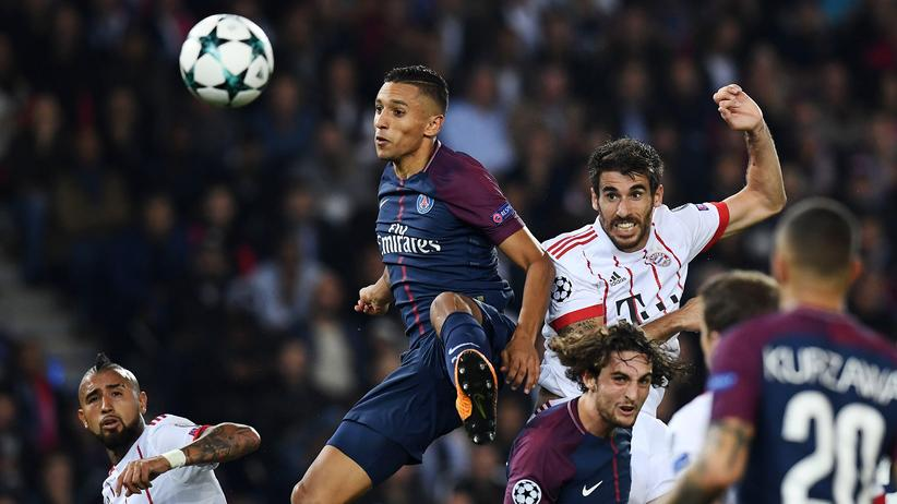 Champions League: Bayerns Abwehr mit Paris Saint-Germain überfordert