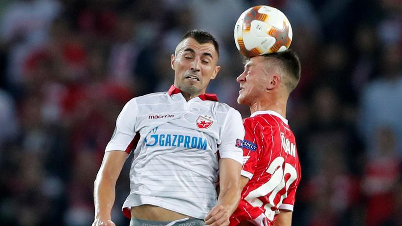 Europa-League 1. FC Köln Roter Stern Belgrad