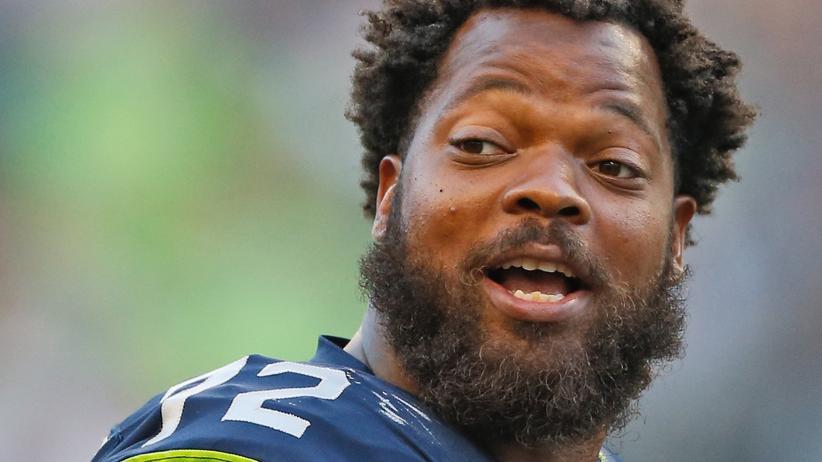 NFL: Hat was zu sagen: Der NFL-Star Michael Bennett