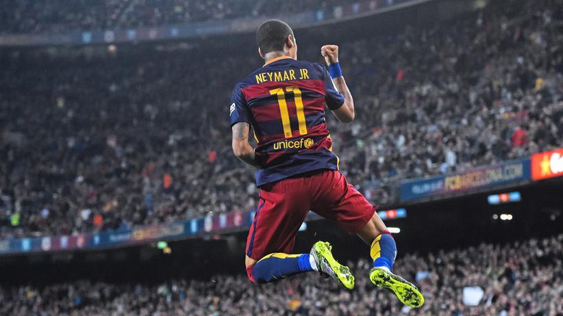 Transfermarkt Neymar