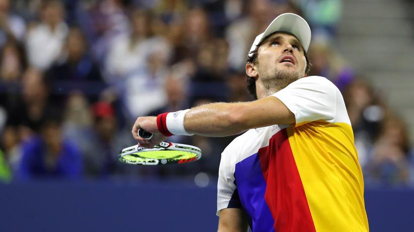 US Open: Mischa Zverev fand nicht ins Spiel.