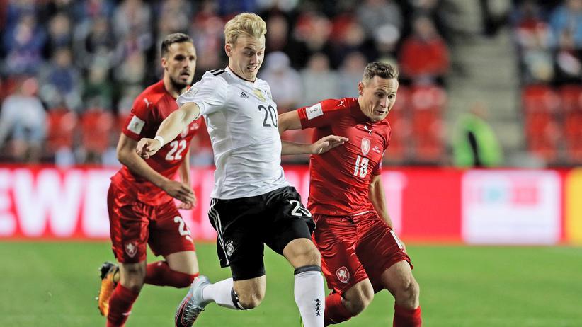 WM-Qualifikation Tschechien - Deutschland