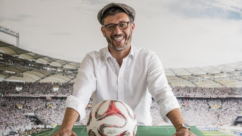 Fußball: Claus Vogt, 1. Vorsitzender des FC Playfair