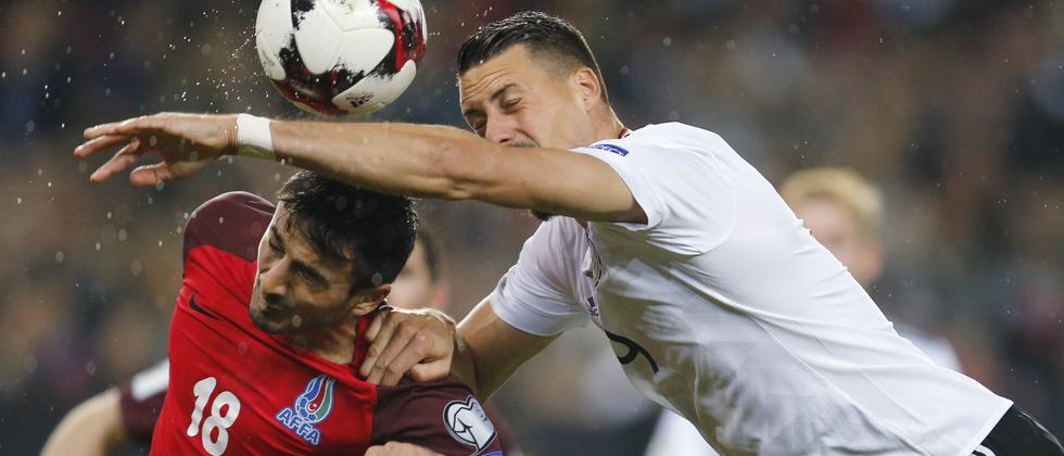 WM-Qualifikation: Durchschnitt reicht