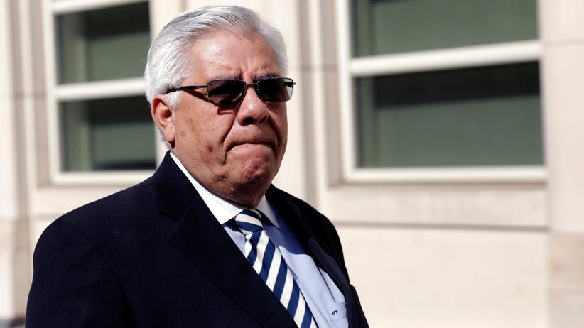 Fifa-Prozess: Acht Monate Haft für Ex-Fußballfunktionär Trujillo