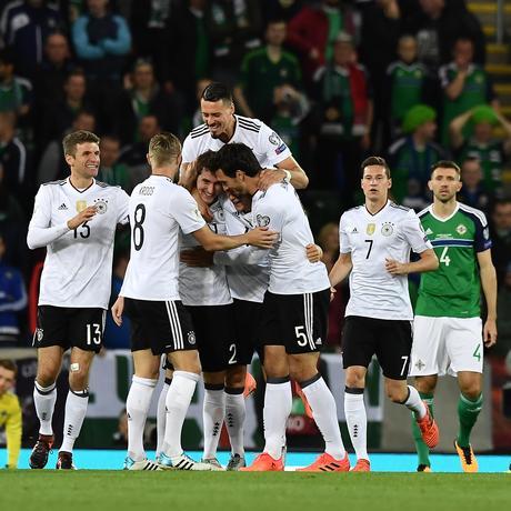 Nationalmannschaft: Deutschland qualifiziert sich für die WM
