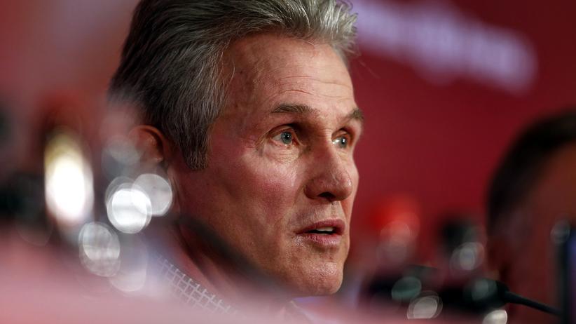 Bundesliga: Jupp Heynckes soll neuer Bayern-Trainer werden