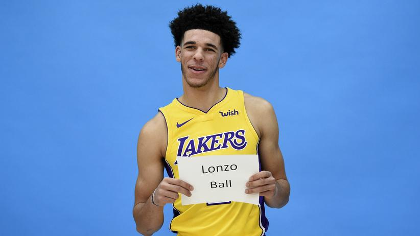 Lonzo Ball: Gezüchtet: Lonzo Ball