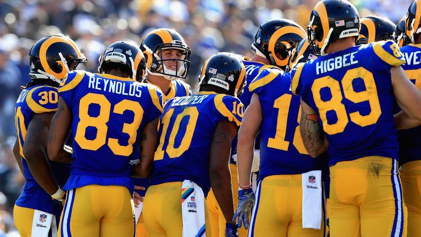 NFL: Das Team der Los Angeles Rams