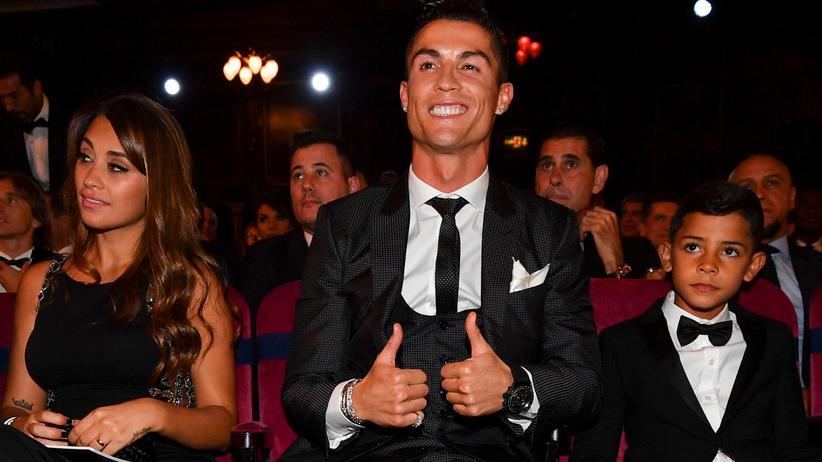 Fifa: Ronaldo zum fünften Mal Weltfußballer