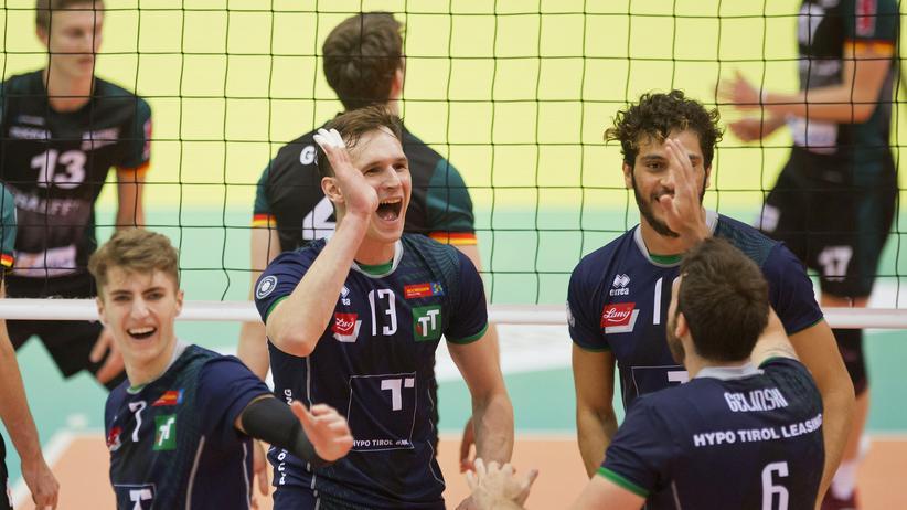 Volleyball: Ein Deutscher Meister aus Tirol?