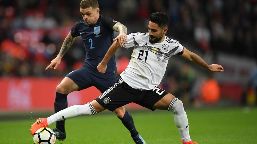 England – Deutschland: Wenigstens kein Elfmeterschießen