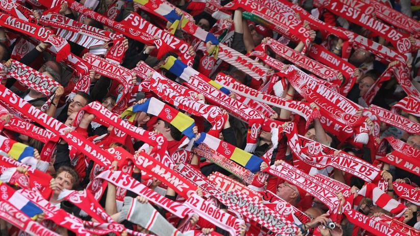 Fans des 1. FSV Mainz 05