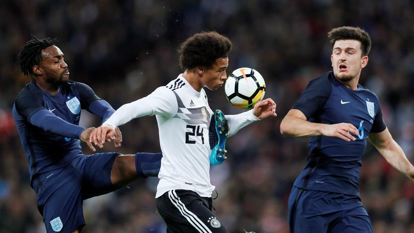 Freundschaftsspiel: Deutschland spielt unentschieden