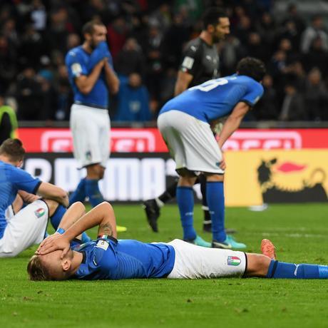 Italiens Fußball: Was kommt nach dem Weltuntergang?