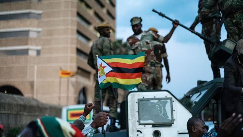 """Reaktionen auf Mugabes Rücktritt: """"Wir hoffen auf freie und faire Wahlen"""""""