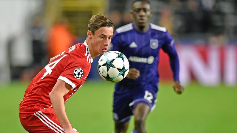 UEFA Champions League 5. Spieltag Anderlecht Bayern München