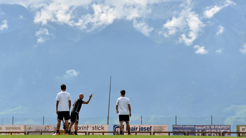 FC Südtirol: Oft kommen Profiteams zur Vorbereitung nach Südtirol. Die eigenen Clubs hingegen kennt kaum jemand.