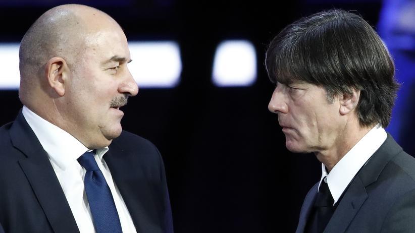 Fußball-WM 2018: Deutschland spielt gegen Mexiko, Schweden und Südkorea