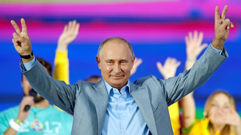 Russland: Die olympische Kriegserklärung