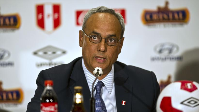 Manuel Burga: Fifa-Funktionär in Korruptionsprozess freigesprochen