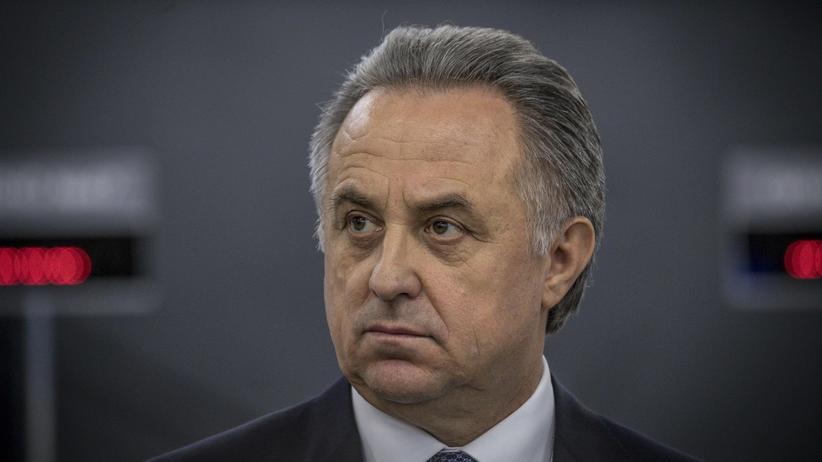 Russland: Mutko legt Amt im Fußballverband für sechs Monate nieder