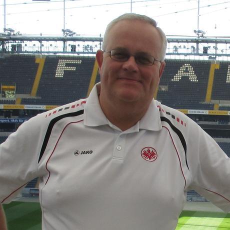 Eintracht Frankfurt: Armin Oechler, 55, aus Nidda