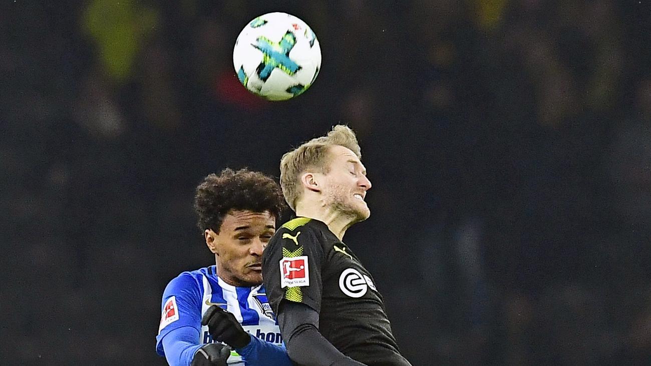 Bundesliga, 19. Spieltag: Borussia Dortmund strauchelt auch in Berlin