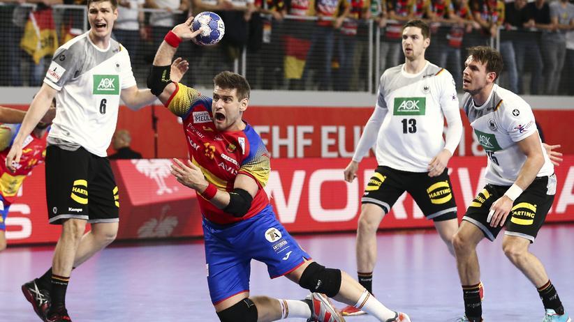 Handball-EM: Deutsche Mannschaft verpasst Einzug ins Halbfinale