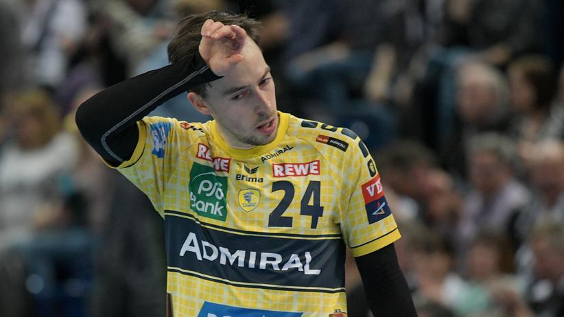 """Turniere: Der deutsche Handballer Patrick Groetzki sagt: """"Ich bin froh, wenn ich so einen Monat wie den November nie wieder erleben muss"""""""