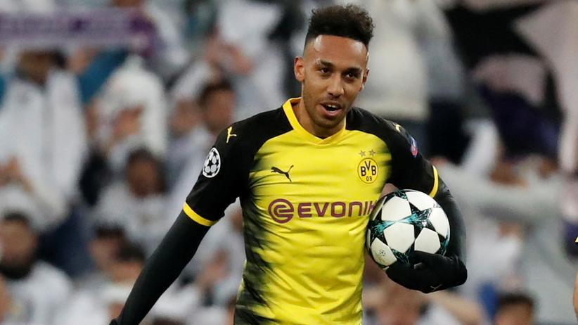Borussia Dortmund: Aubameyang wechselt zum FC Arsenal