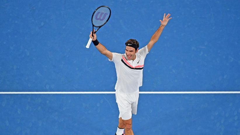 Australian Open: Roger Federer triumphiert in Melbourne