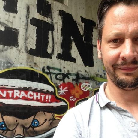 Eintracht Frankfurt: Sven Turnwald, 43, aus Nidda