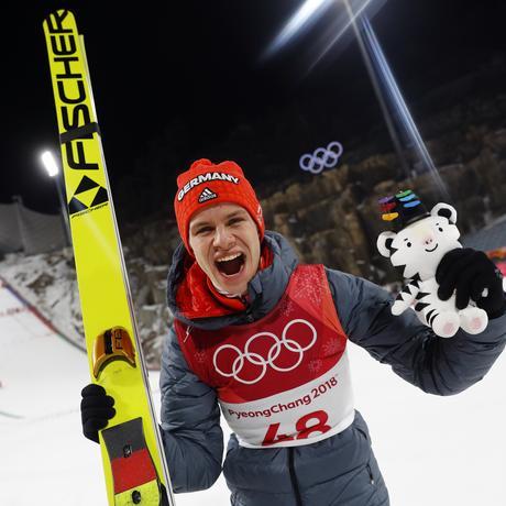 Olympische Winterspiele: Jetzt live: Die olympischen Spiele