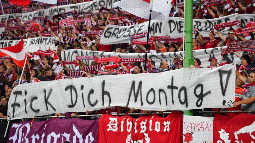 Bundesliga-Vorschau: Das Montagsspiel stört nicht mehr nur die Fans