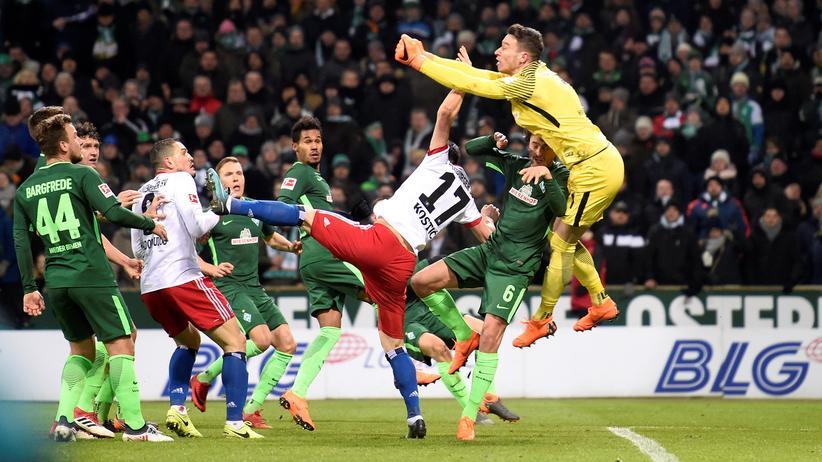 Bundesliga-Rückschau: Das nächste Feuerwerk vom HSV
