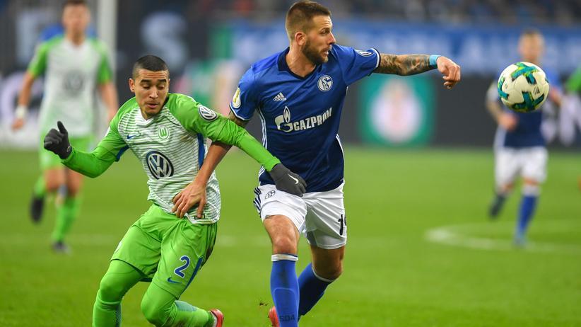 DFB-Pokal: Schalke und Frankfurt stehen im Halbfinale