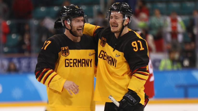Eishockey bei Olympia: Das Wunder von Gangneung