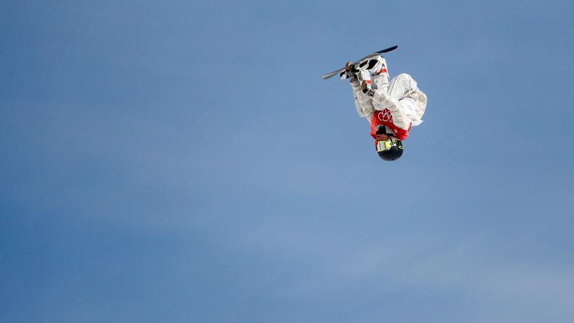 Olympia heute: Die tollkühnen Männer auf ihren fliegenden Snowboards